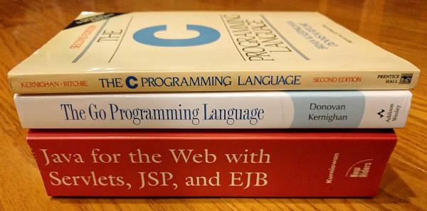 the c programming language book